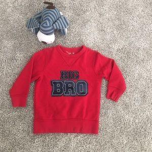Toddler sweatshirt